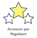 Accessori per regolatori per immersione