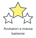 Avvitatori a massa battente