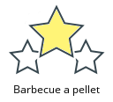 Barbecue a pellet