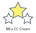 BB e CC Cream