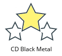 CD Black Metal
