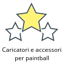 Caricatori e accessori per paintball
