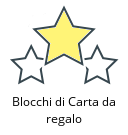 Blocchi di Carta da regalo