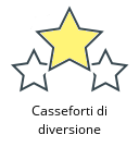 Casseforti di diversione