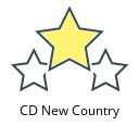 CD New Country