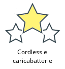 Cordless e caricabatterie