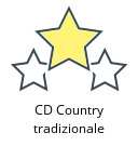 CD Country tradizionale