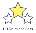CD Drum and Bass