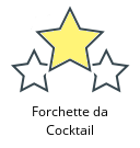Forchette da Cocktail