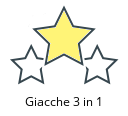 Giacche 3 in 1