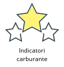 Indicatori carburante