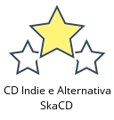 CD Indie e Alternativa SkaCD