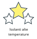 Isolanti alte temperature