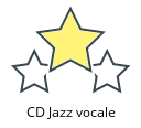 CD Jazz vocale