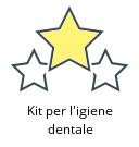 Kit per l'igiene dentale