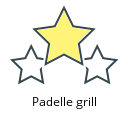 Padelle grill