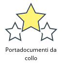 Portadocumenti da collo