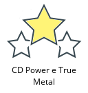 CD Power e True Metal