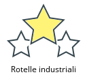 Rotelle industriali