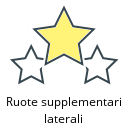 Ruote supplementari laterali