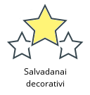 Salvadanai decorativi