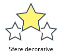 Sfere decorative