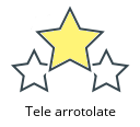 Tele arrotolate