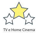TV e Home Cinema