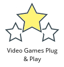 Video Games Plug & Play
