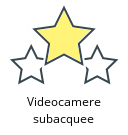 Videocamere subacquee